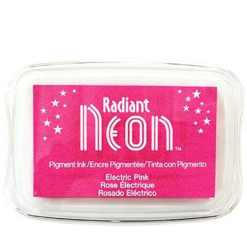 Radiant Neon - Electric Pink