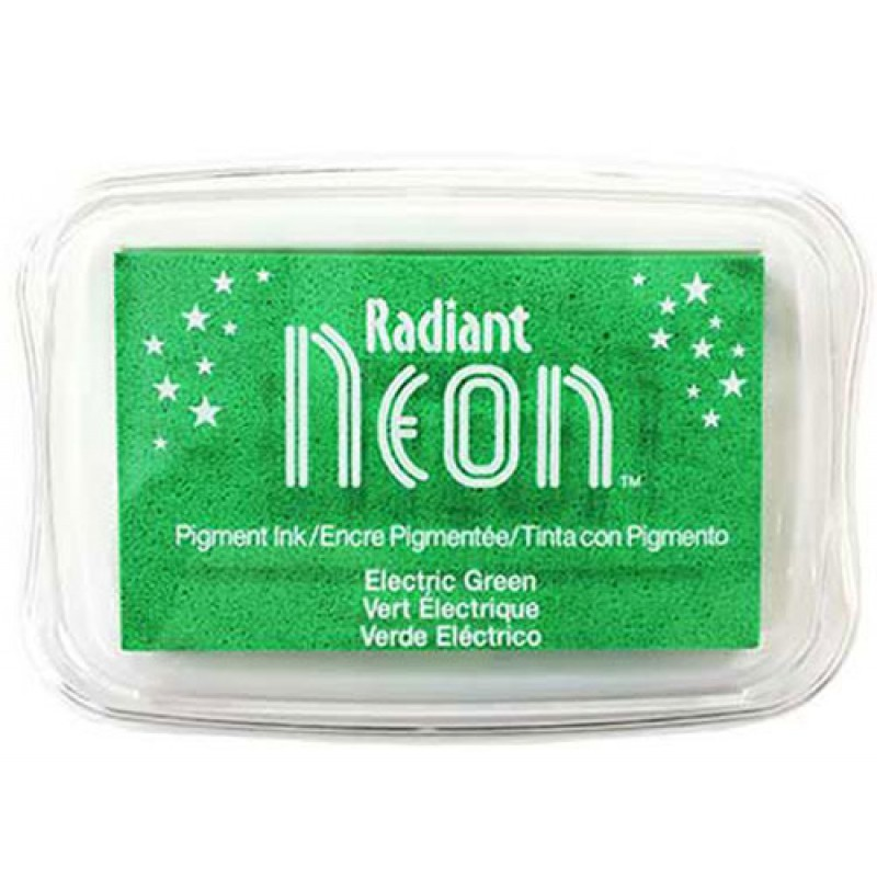 Radiant Neon - Electric Green