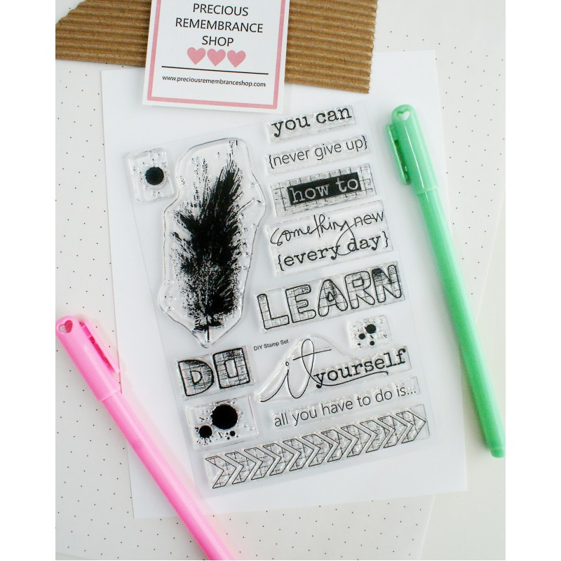 DIY Stamp Set