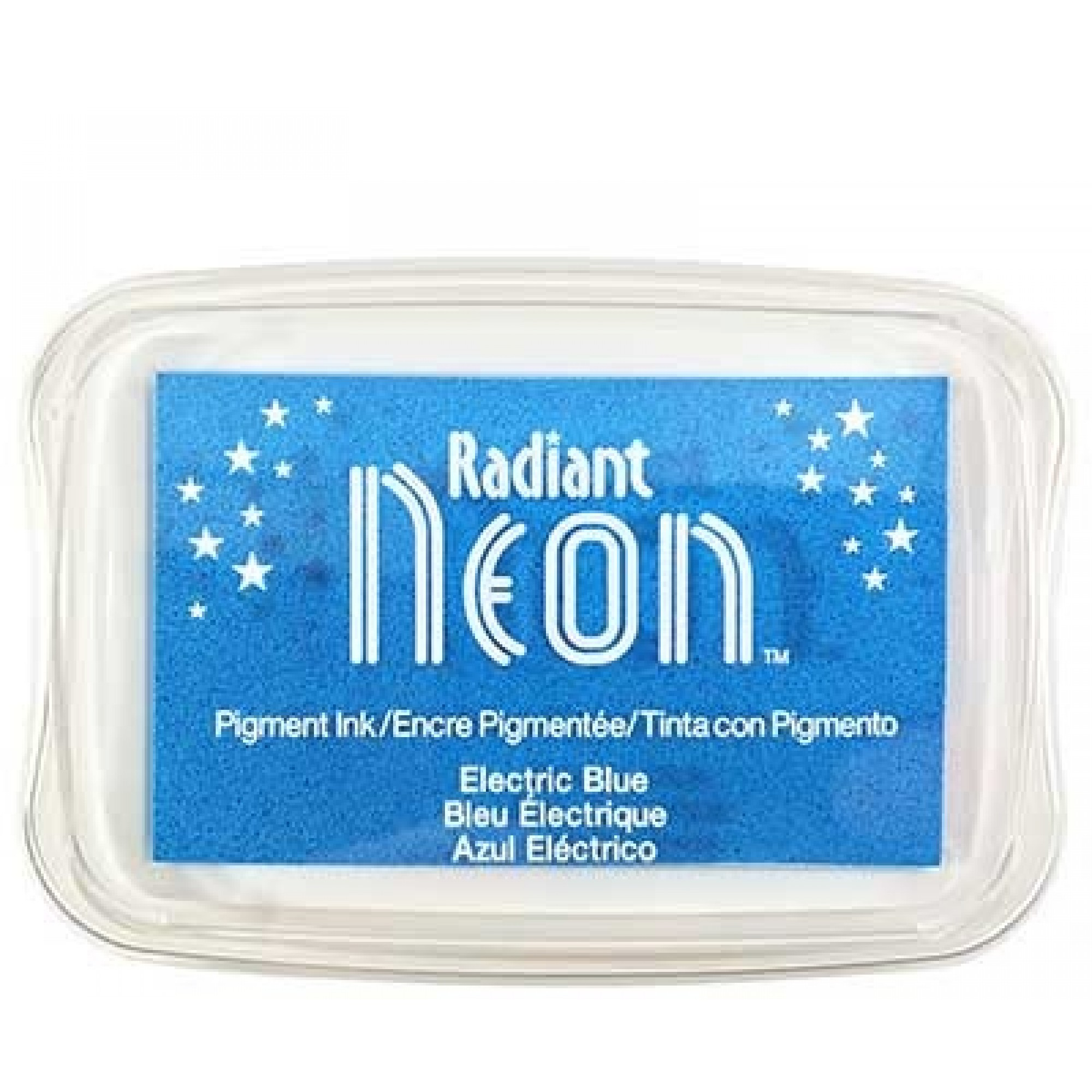 Radiant Neon - Electric Blue