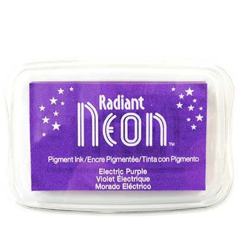 Radiant Neon - Electric Purple